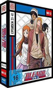 Bleach TV-Serie - DVD Box 2 (Episoden 21-41)
