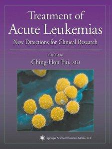 Treatment of Acute Leukemias