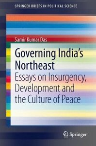Governing India's Northeast