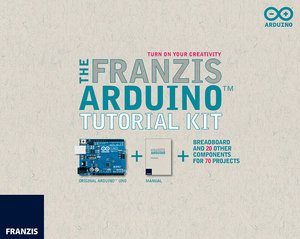 The Franzis Arduino Tutorial Kit