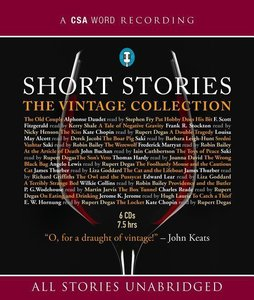 Short Stories - The Vintage Collection