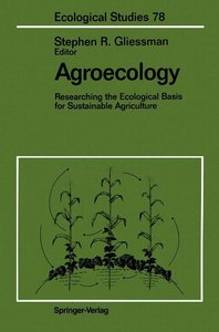 Agroecology