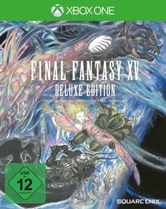 Final Fantasy XV (15) - Deluxe Edition
