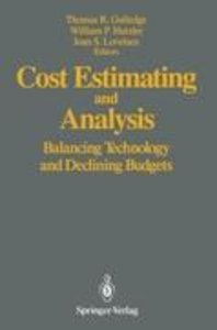 Cost Estimating and Analysis
