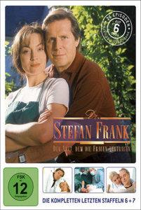 Dr. Stefan Frank - Die letzten Staffeln 6 + 7