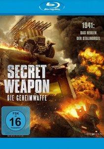 Secret Weapon-Die Geheimwaffe (Blu-ray)