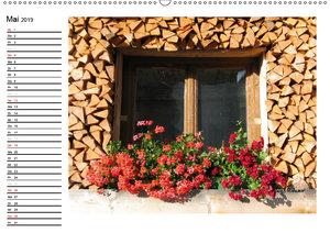 Holz - so vielfältig (Wandkalender 2019 DIN A2 quer)