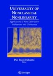 Universality of Nonclassical Nonlinearity