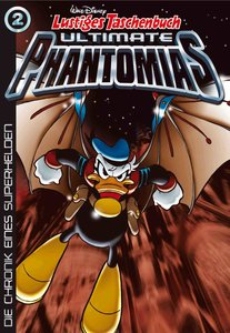 Lustiges Taschenbuch Ultimate Phantomias 02