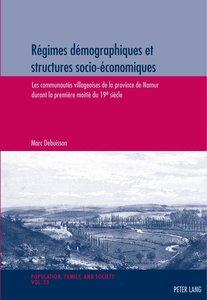 Régimes démographiques et structures socio-économiques
