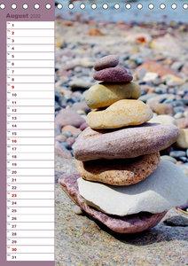 Steinmanderl - Der Steinmännchen Geburtstagskalender (Tischkalen