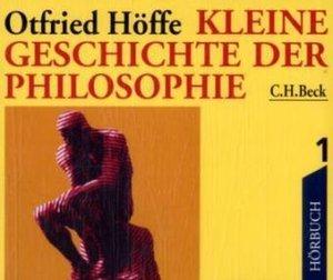 Kleine Geschichte der Philosophie 1 + 2. 8 CDs
