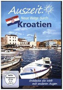 Auszeit - Neue Wege durch Kroatien, DVD