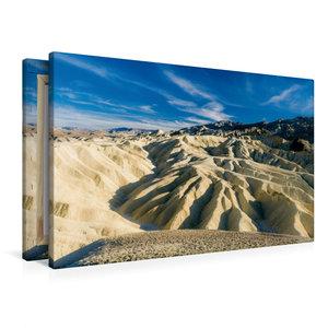 Premium Textil-Leinwand 90 cm x 60 cm quer Zabriski Point, Death