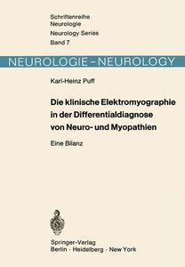 Die klinische Elektromyographie in der Differentialdiagnose von