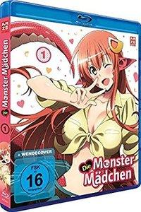 Die Monster Mädchen - Blu-ray 1