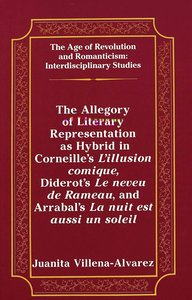 The Allegory of Literary Representation as Hybrid in Corneille\'