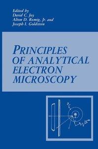 Principles of Analytical Electron Microscopy