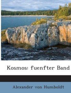 Kosmos: fuenfter Band