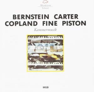 Bernstein/Carter/Copland