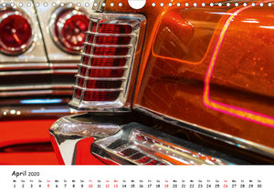 US Cars Chrome & Heckflossen