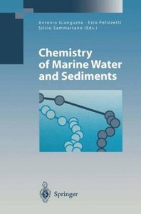 Chemistry of Marine Water and Sediments