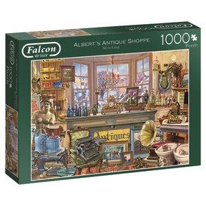 Falcon Albert\'s Antique Shop - 1000 Teile Puzzle