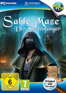 BIG FISH: Sable Maze - Der Seelenfänger (Wimmelbild-Adventure)