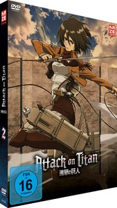 Attack on Titan - DVD 2 (Limited Edition)