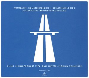 Autobahn, 1 Audio-CD