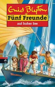 Fünf Freunde 54. Fünf Freunde auf hoher See