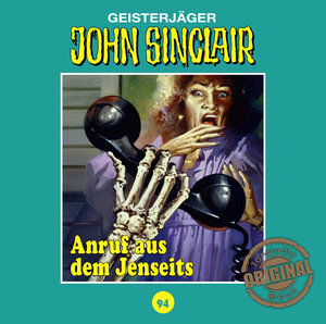 John Sinclair Tonstudio Braun - Folge 94, 1 Audio-CD