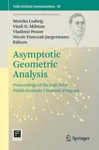 Asymptotic Geometric Analysis