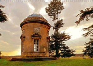 Ausflugsziel Croome Park, Woucestershire, UK (Posterbuch DIN A4