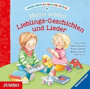 Meine erste Kinderbibliothek. Meine ersten Lieblings-Geschichten