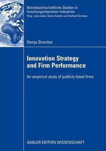 Innovation Strategy and Firm Performance