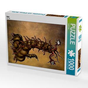 Bob 1000 Teile Puzzle hoch