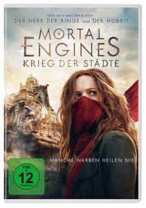 Mortal Engines, DVD