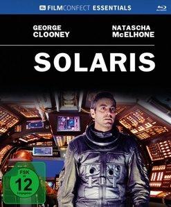 Solaris (Blu-ray+Bonus DVD) (Mediabook)