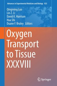 Oxygen Transport to Tissue XXXVIII