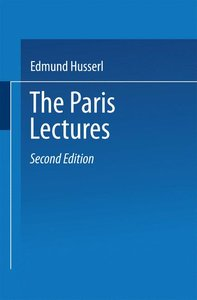 The Paris Lectures