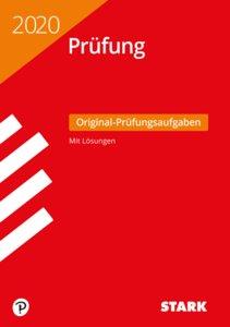 Training Abschlussprüfung Realschule 2020 - Deutsch - Niedersach