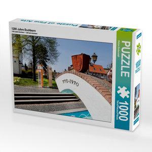 1200 Jahre Eschborn 1000 Teile Puzzle quer