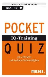 IQ-Training. Pocket Quiz