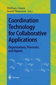 Coordination Technology for Collaborative Applications
