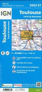 2043ET Toulouse.Forêt de Bouconne