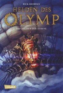 Helden des Olymp 03: Das Zeichen der Athene