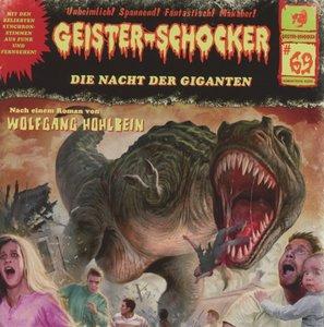 Die Nacht Der Giganten-Vol.69