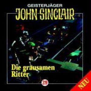 Die grausamen Ritter 29. CD
