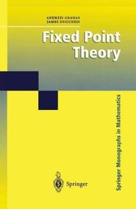 Fixed Point Theory